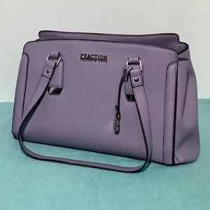 Kenneth Cole Lavender Shoulder Bag